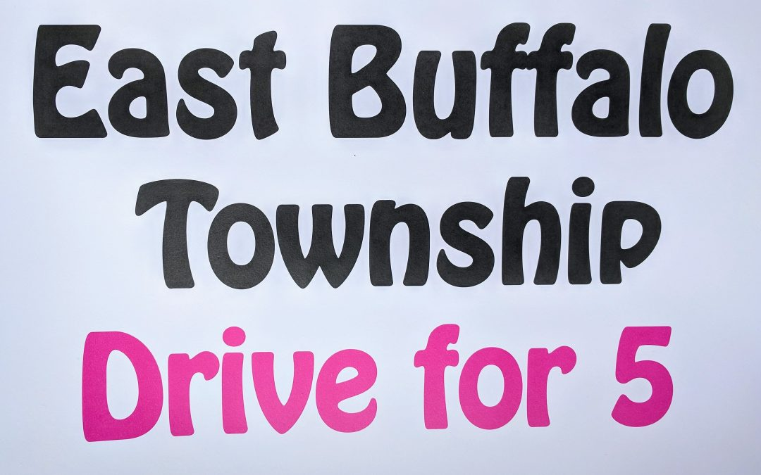 "Drive For Five ""Making East Buffalo Stronger"" — Interview with Jim and Tina (S2E11)"