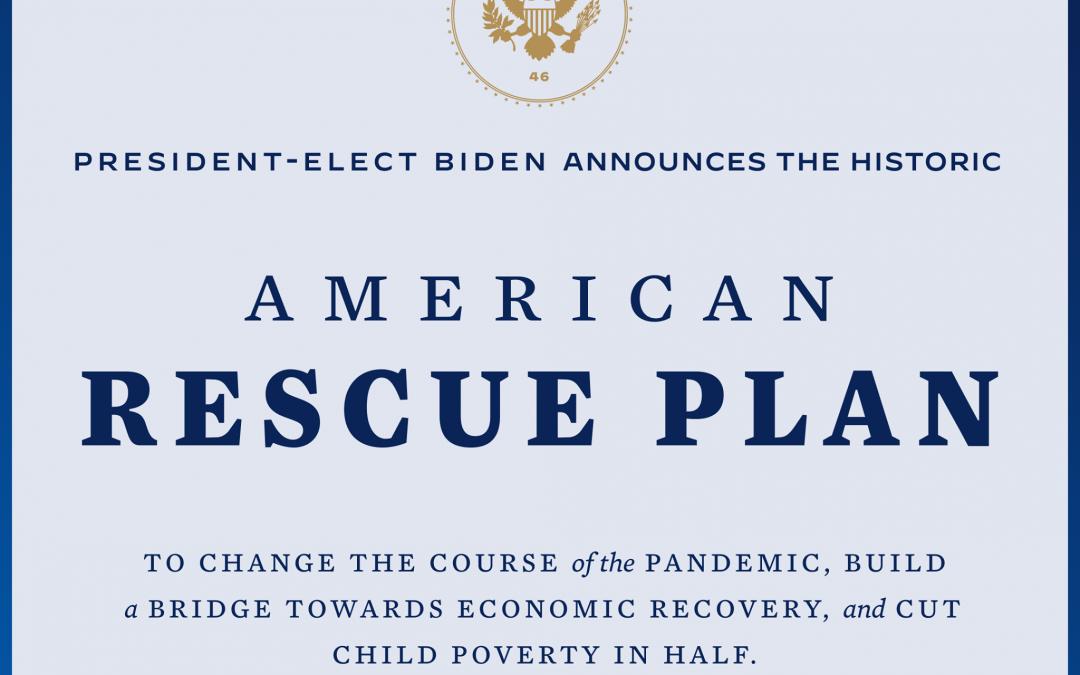 The American Rescue Plan (ARP): The End of Reaganomics (s3e36)