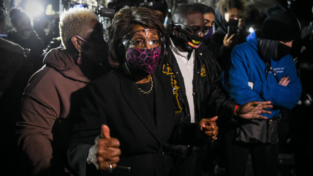 Rep Maxine Waters Is Right.  Stay in the Streets.